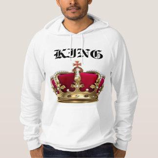 Mens King Hoodie