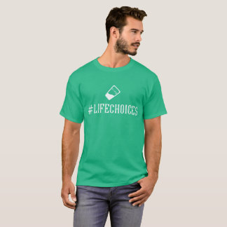 Men's #Lifechoices Tee