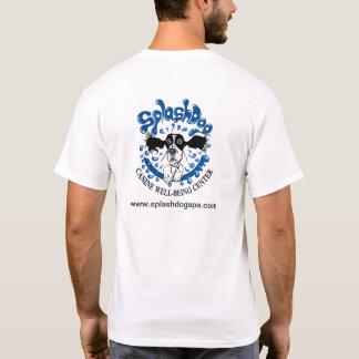 Men's logo front/back T-Shirt
