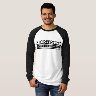 Men's Long Sleeve Baseball Tee