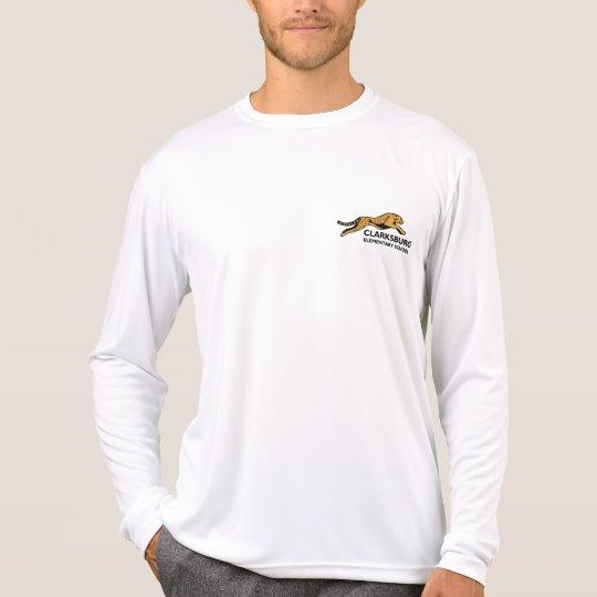 Men's Long Sleeve Microfiber T-Shirt