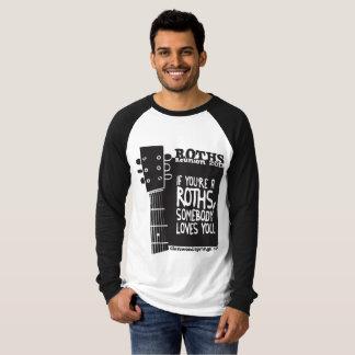 Men's Long Sleeve Raglan T-Shirt