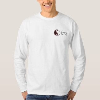 Men's Long Sleeve Singer's Tai Chi T-Shirt