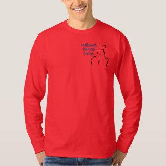 Men's Long Sleeve (small emblem, no back decal) T-Shirt