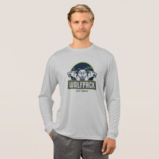 Men's Long sleeve Sport-Tek Coach's T-Shirt