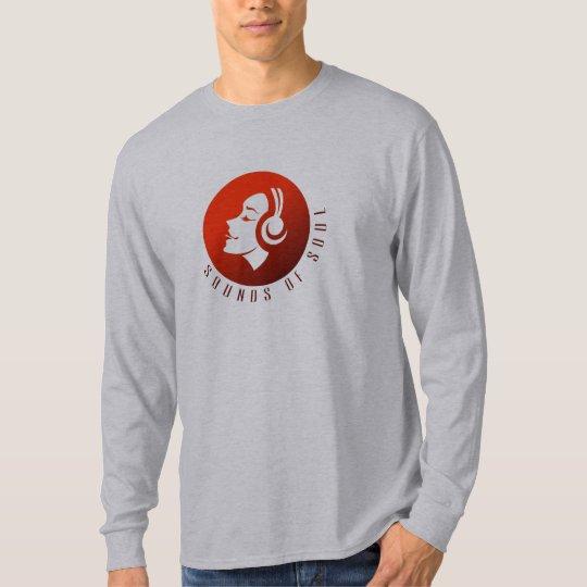 MEN'S LONG SLEEVE W/LOGO T-Shirt