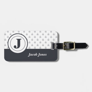 Men's Luggage Tag