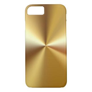 Men's Luxury Gold Look iPhone 8/7 Case