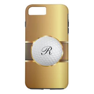 Men's Luxury Golf Business iPhone 7 Plus Case