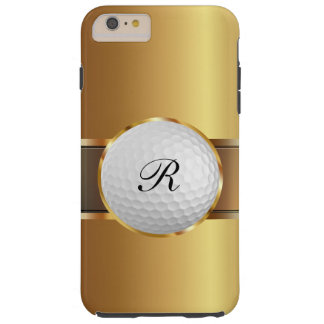 Men's Luxury Golf Business Tough iPhone 6 Plus Case
