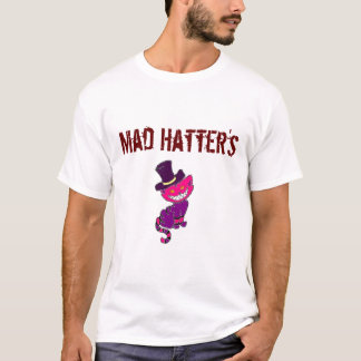 Men's Mad Hatter's Tshirt