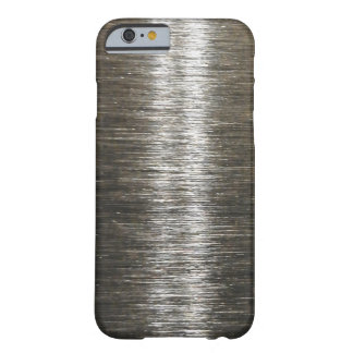 Men's Masculine Metallic Look Barely There iPhone 6 Case