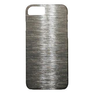 Men's Masculine Metallic Look iPhone 7 Case