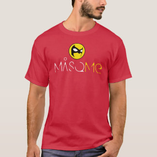 Mens MasqMe Logo T-Shirt
