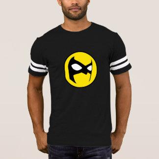 Men's Masquerader Emblem Football T-Shirt