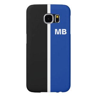 Men's Monogram Samsung Galaxy S6 Cases