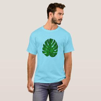 Men's Monstera Leaf T-shirt