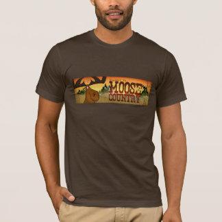 Men's Moose Banner T-Shirt