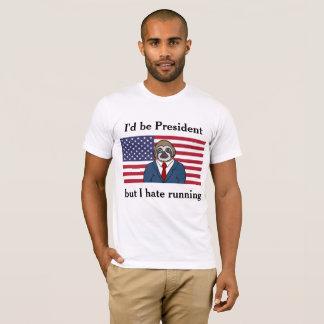 Mens motto t-shirt