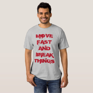 MEN'S MOVE FAST T SHIRTS