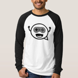 Mens Mr. Chillout Long Sleeve Logo T-Shirt
