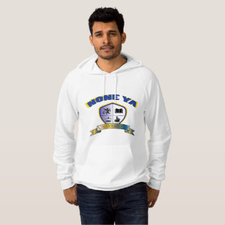 Men's None Ya University Crest hoodie