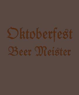 Men's Oktoberfest Beer Meister Tee
