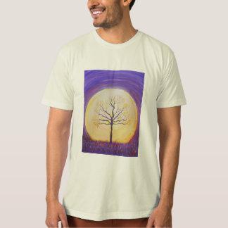 Men's Organic Tee-Present Moment T Shirt
