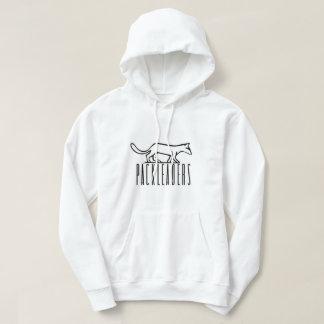 Men's PackLeader Logo Hoodie *White*