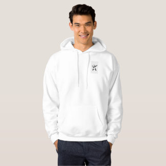 Men's panda hoodie