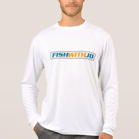 Men's Performance Micro-Fibre Long Sleeve T-Shirt