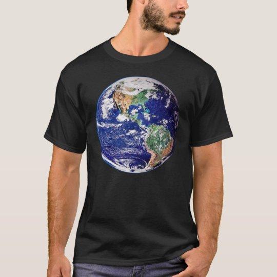 Men's Planet Earth T-Shirt