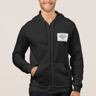Mens Platenhim Diamond Collection Jumper Hoodie