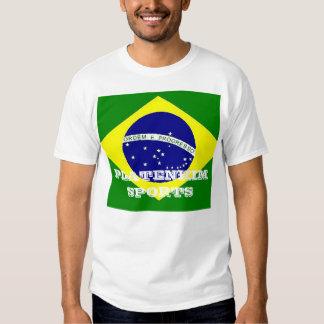 Mens Platenhim Sports Brazil top Tshirts