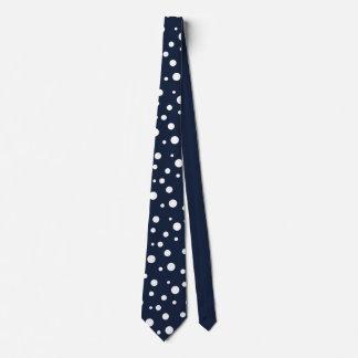 Men's Polka Dots Tie