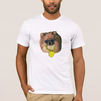 Mens Pomeranian T-Shirt