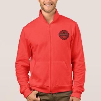Men's Premium Platelets Full-Zip Jacket