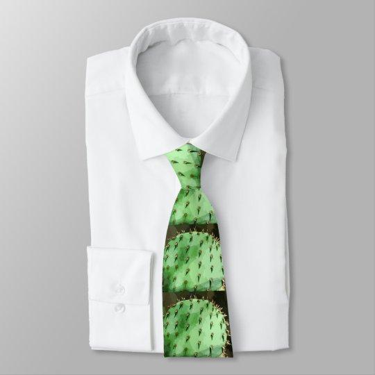 Men's Prickly Pear in Cartoon Tie