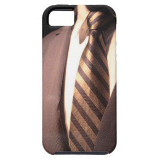 Men's professional suite & tie iPhone 5 cover