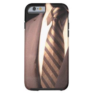 Men's professional suite & tie tough iPhone 6 case