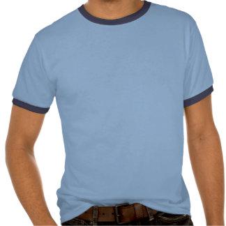 Men's Ringer Full Front Logo T-Shirt