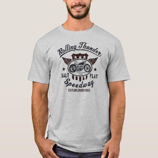 Men's ROLLING THUNDER SPEEDWAY T-Shirt