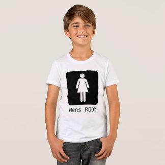 Mens room T-Shirt