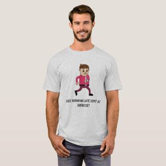 Men's - Running Late T-Shirt