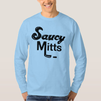 Men's Saucy Mitts Hockey Shirts
