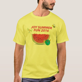 Men's Size Joy Summer Shirt
