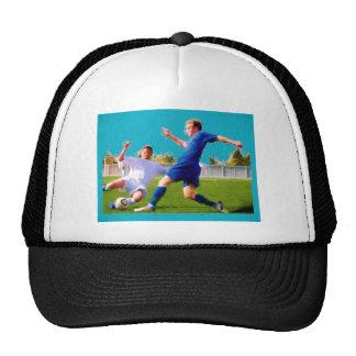 Men's Soccer Game Trucker Hat
