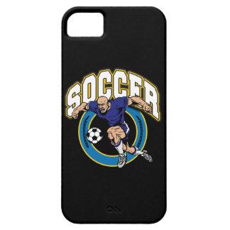 Men's Soccer Logo iPhone 5 Cases