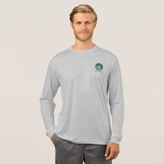 Men's Sport-Tek Long Sleeve T-Shirt with logo