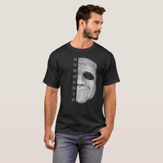 Men's Stenosis Mask T-Shirt